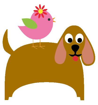 Hond en vogeltje-01